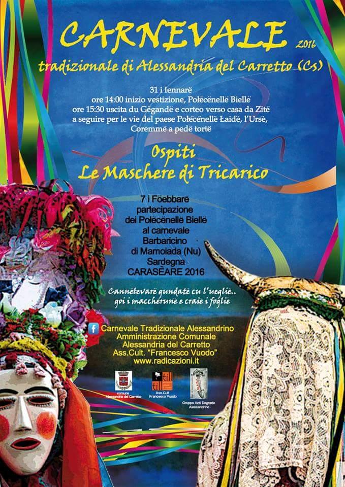 Carnevale Alessandria 2016